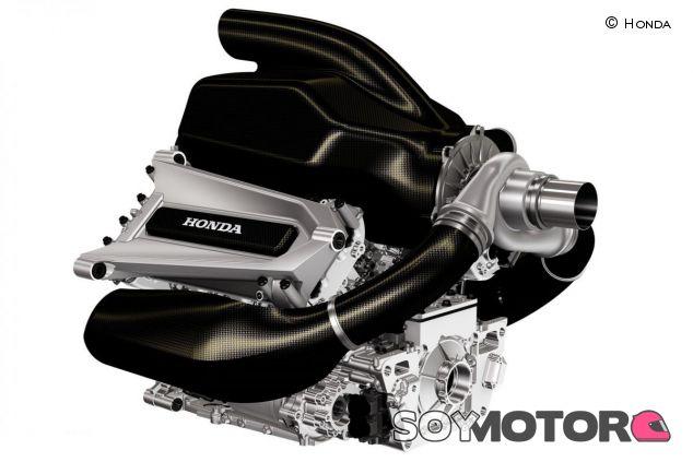 La unidad de potencia de Honda - LaF1