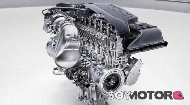 Mercedes rescata su seis cilindros en línea de 3.0 litros - SoyMotor.com