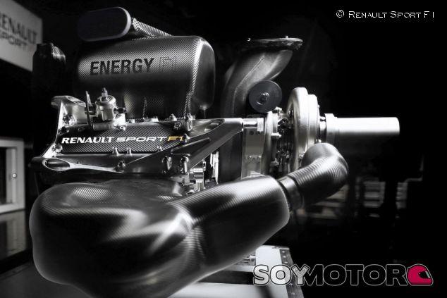 La unidad de potencia de Renault - LaF1