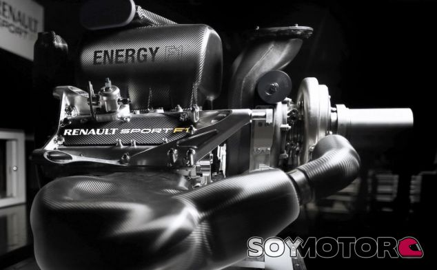 Unidad de potencia Renault - LaF1.es