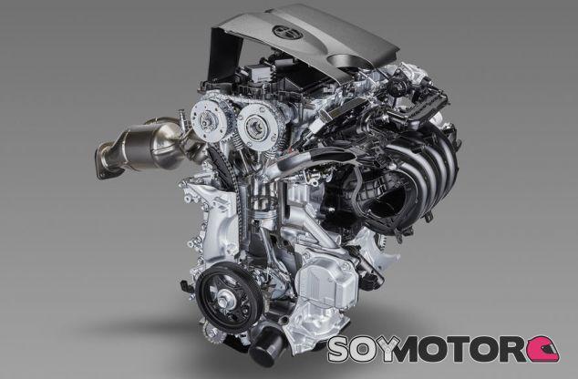 Gasolina, 2.0 litros y 169 caballos: así es el nuevo motor de Toyota más eficiente que un híbrido - SoyMotor.com