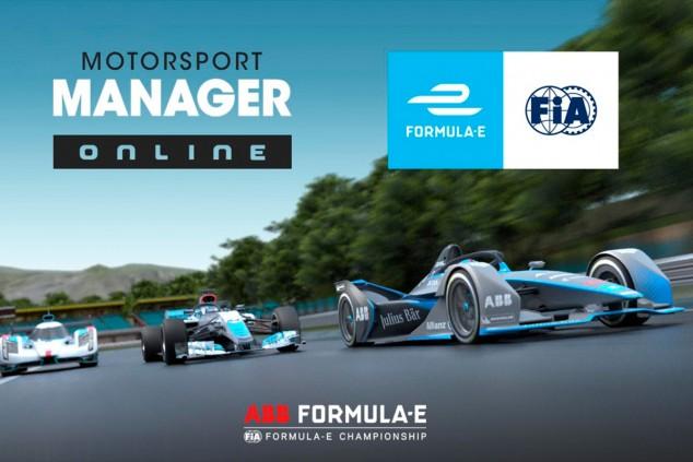 Motorsport Manager incluirá contenido de Fórmula E en 2020 - SoyMotor.com