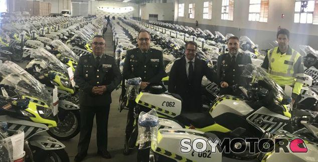 300 nuevas motos para la Agrupación de Tráfico de la Guardia Civil - SoyMotor.com