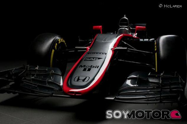 El MP4-30 de McLaren-Honda - LaF1.es