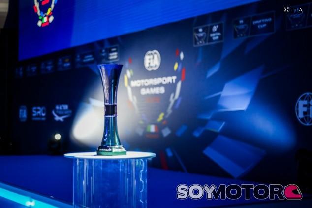 Los Motorsport Games de la FIA contará con 18 disciplinas en 2021 - SoyMotor.com