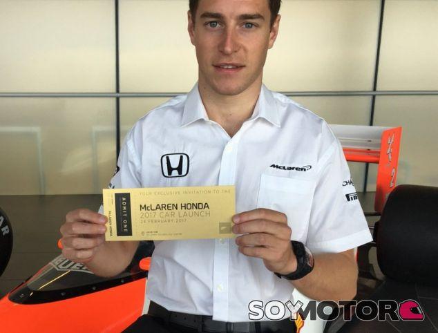 McLaren revela el lugar de presentación de su MP4-32 - SoyMotor.com