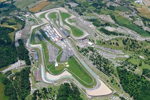 Ferrari reserva Mugello para un filming day el próximo martes - SoyMotor.com
