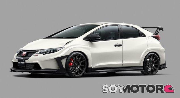 Los cambios de Mugen en el Honda Civic Type R son sutiles - SoyMotor