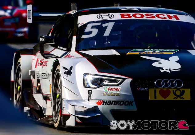 Nico Muller en Norisring - LaF1