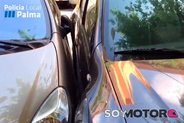 Multas de 200 euros por estacionar sin dejar un espacio mínimo - SoyMotor.com