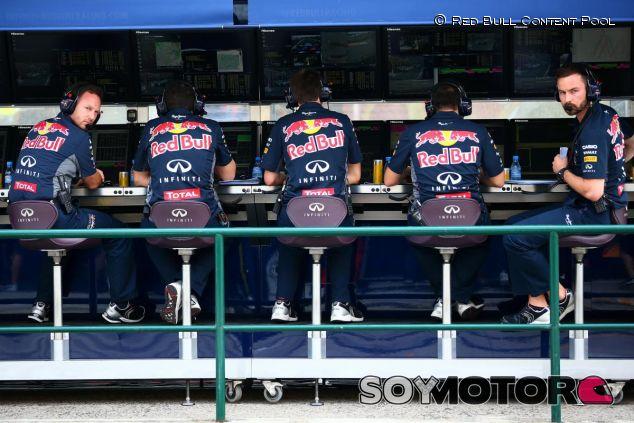 Red Bull contempla la posibilidad de irse del Mundial si no encuentran lo que buscan - LaF1
