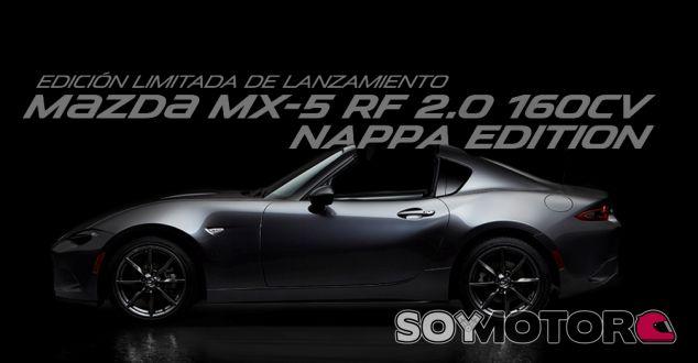 Mazda MX-5 RF Nappa Edition -SOyMotor