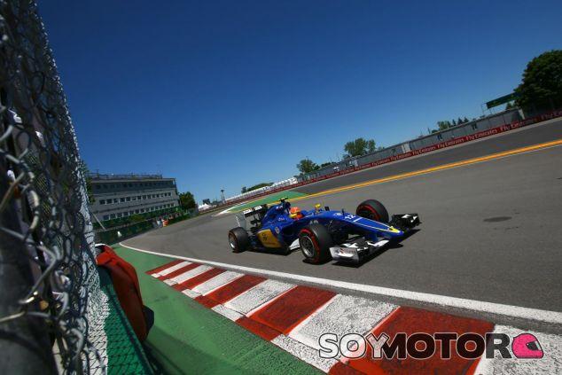 Felipe Nasr en Canadá - LaF1.es