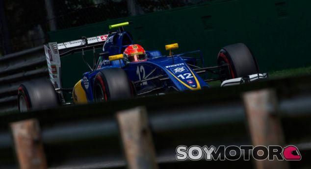 Felipe Nasr en Italia - LaF1