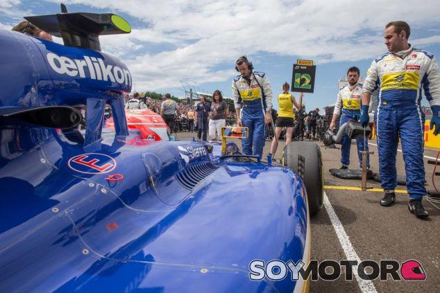 Nasr agradece la honestidad que siempre han tenido en Sauber con él - LaF1