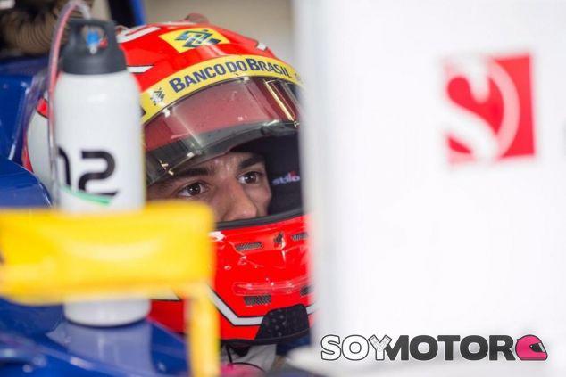 Felipe Nasr confía en que el C34 se comporte bien en las rectas interminables de Monza - LaF1