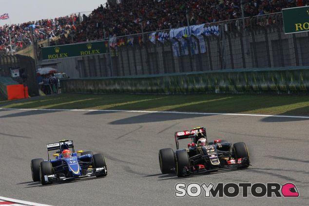 Sauber y Lotus son dos de los equipos clientes que tienen que asumir un elevado gasto por sus motores - LaF1
