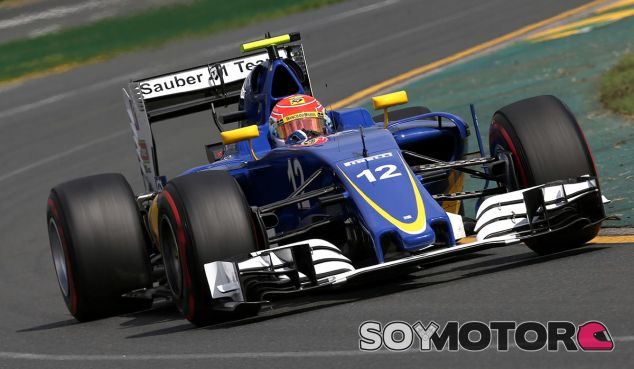 Felipe Nasr en Australia - LaF1
