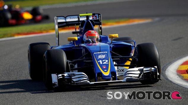 Nasr es optimista con las mejoras de Sauber - LaF1