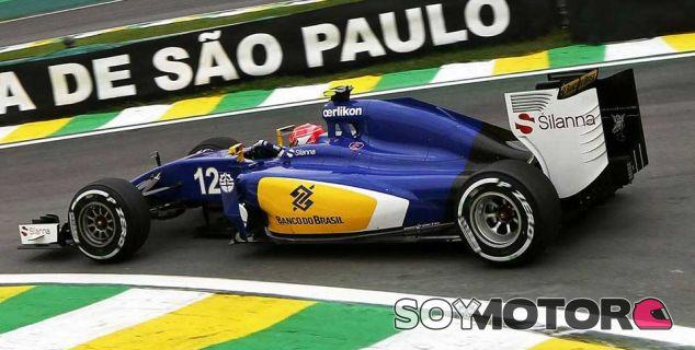 Felipe Nasr en Brasil - LaF1