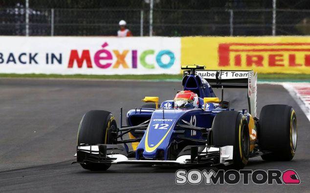 Felipe Nasr en México - LaF1
