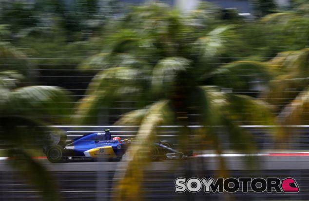 Sauber tuvo una jornada tranquila en Sepang - LaF1