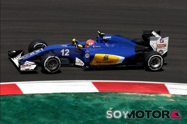 Nasr espera puntuar en alguna de las carreras que restan de temporada - LaF1
