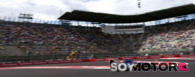 Felipe Nasr en el Foro Sol - LaF1