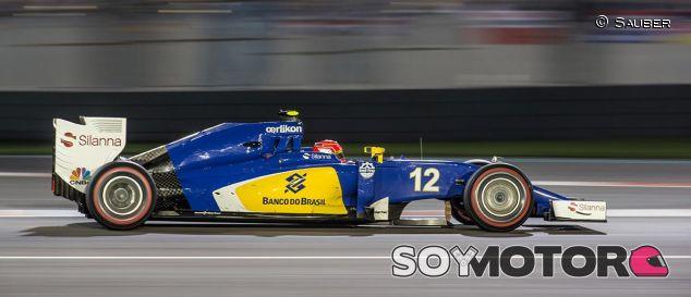 Felipe Nasr en Abu Dabi - LaF1