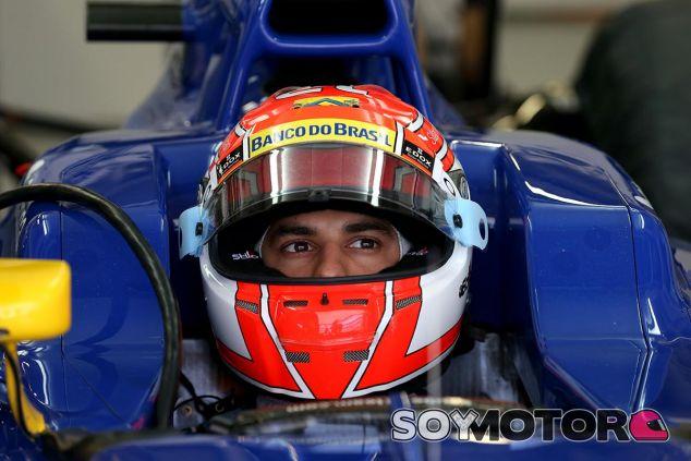 Felipe Nasr en Rusia - laF1