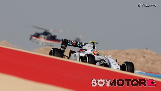Felipe Nasr en Baréin - LaF1