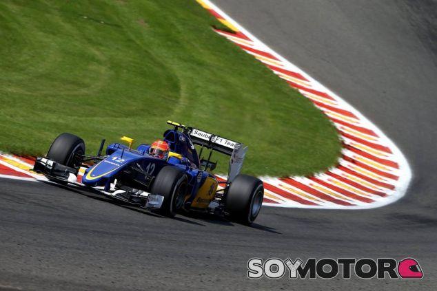Felipe Nasr está tranquilo con la situación actual en Sauber - LaF1