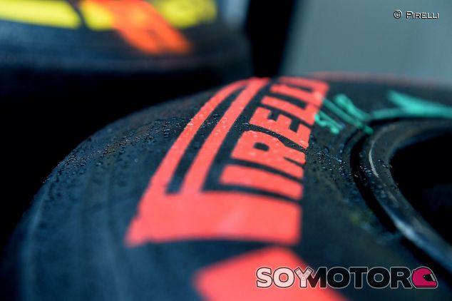 Neumático superblando de Pirelli - LaF1