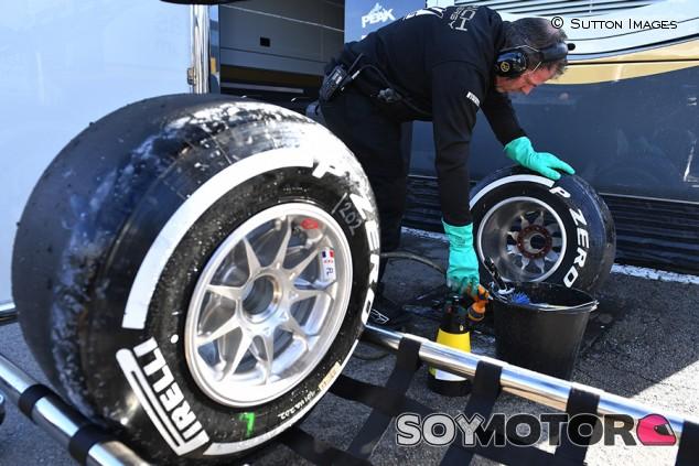 La incertidumbre sobre 2021 también es un problema para Pirelli - SoyMotor.com