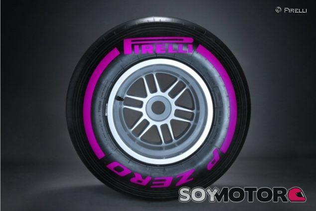 El neumático ultrablando sólo se usará en circuitos urbanos - LaF1