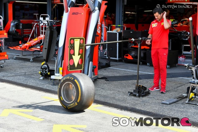 Pirelli, pendiente de la lluvia para la estrategia de Hockenheim - SoyMotor.com