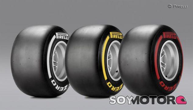 Pirelli escoge la opción estándar para el GP de Alemania - LaF1