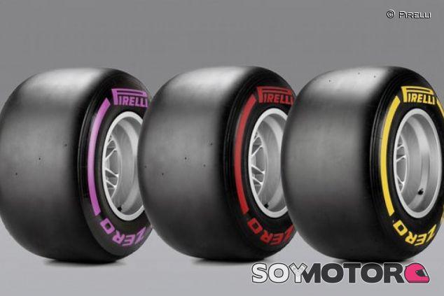 Pirelli llevará los compuestos más blandos al GP de Austria - LaF1