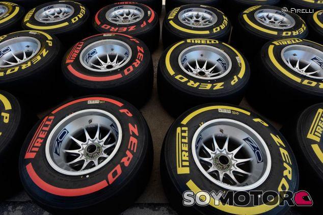 Neumáticos Pirelli para el GP de Canadá - LaF1