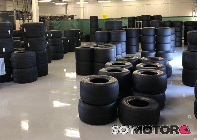 Los neumáticos de 2019 en Silverstone – SoyMotor.com