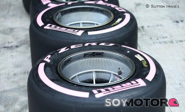 Neumáticos hiperblandos –SoyMotor.com