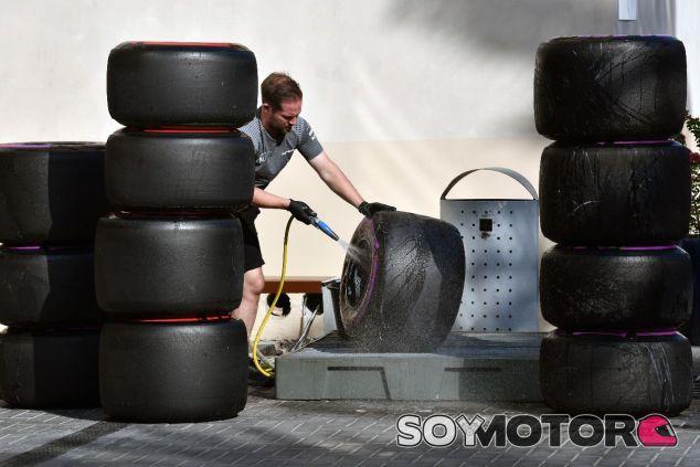 Neumáticos de Pirelli – SoyMotor.com