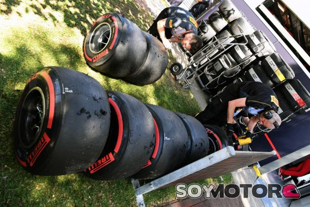 Neumáticos superblandos de Pirelli en Melbourne –SoyMotor.com