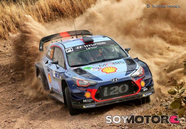 Neuville en el Rally de México 2017 - SoyMotor.com