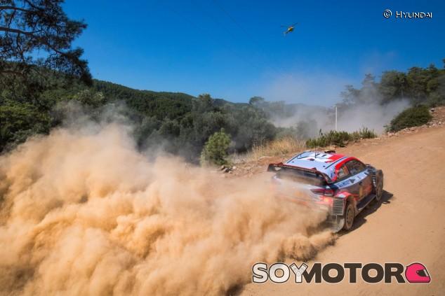 Neuville avisa en el 'Shakedown' del Rally de Turquía - SoyMotor.com
