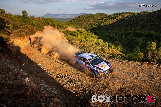 Rally Turquía 2019: el Mundial entra en su recta final - SoyMotor.com