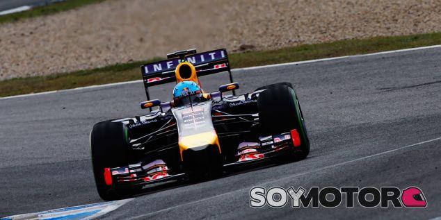 "Newey admite su fallo en Jerez: ""Fue un problema de Red Bull"""