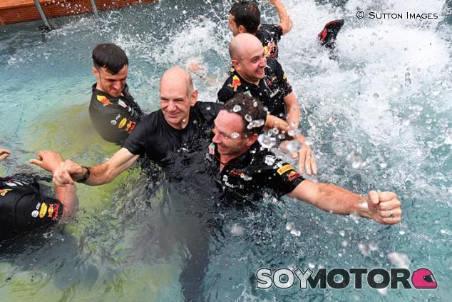 """Honda espera ganar con Red Bull """"en Mónaco como tarde"""" - SoyMotor.com"""
