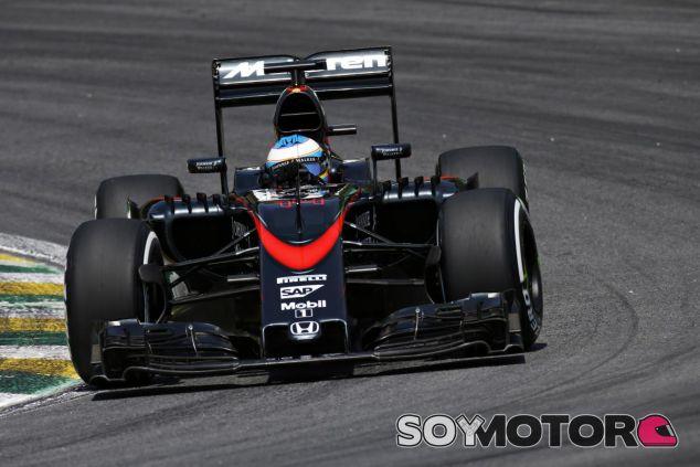 McLaren mejorará en la temporada 2016 - LaF1