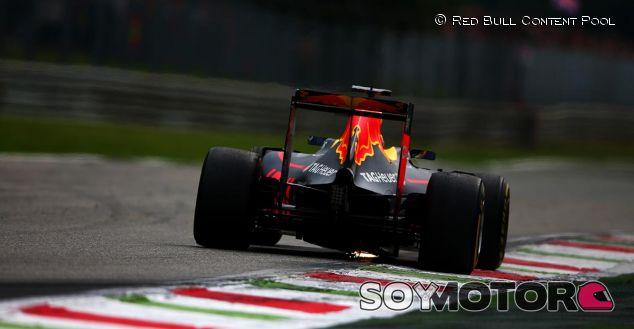Red Bull en el Gran Premio de Italia - LaF1